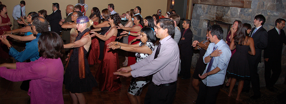 Interactive dances to keep your guests on the dance floor all evening